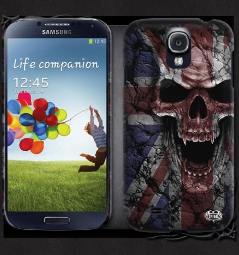 Kryt na mobil SAMSUNG GS4/GS3 UNION WRATH A602E012 - DOPRODEJ Velikost: GS4