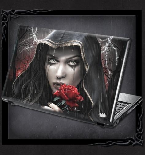 Ochranná fólie na notebook ROSE PRAYER DT223572 Velikost: 13
